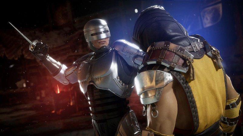 Jogo Mortal Kombat 11: Aftermath - PS4