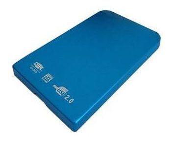 "Case Gaveta HD 2.5"" USB 2.0 Externa - Dex"