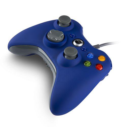 Controle Dazz PC/ Xbox 360 Azul