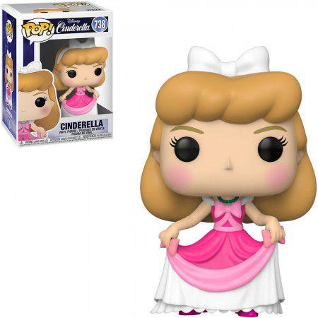 Boneco Funko Pop Cinderella #738 - Cinderella