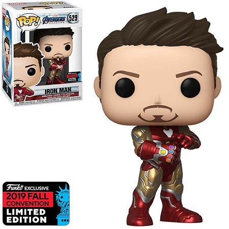 Boneco Funko Pop Avengers #529 - Iron Man