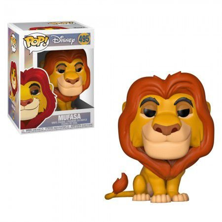 Boneco Funko Disney #495 - Mufasa