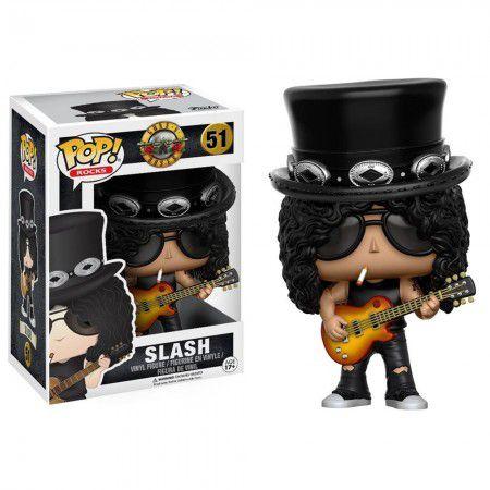 Boneco Funko Guns 'n' Roses #51 - Slash