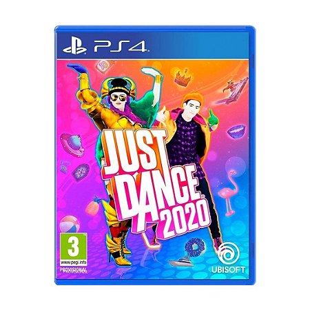 Jogo Just Dance 2020 - PS4