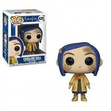 Boneco Funko Coraline #425 - Coraline Doll