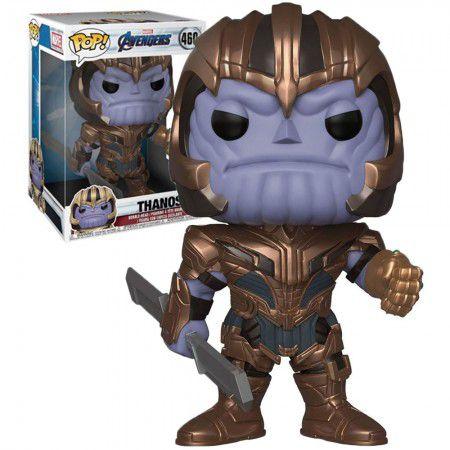 Boneco Funko Pop Avengers #460 - Thanos