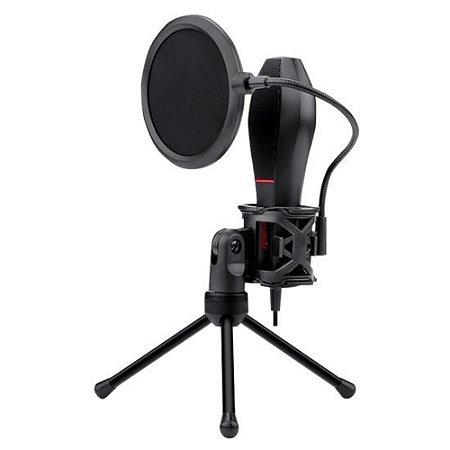 Microfone Gamer Redragon Quasar2  - GM200