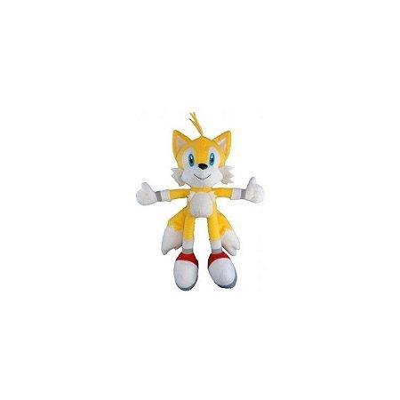 Pelúcia Tails - 35cm Sonic
