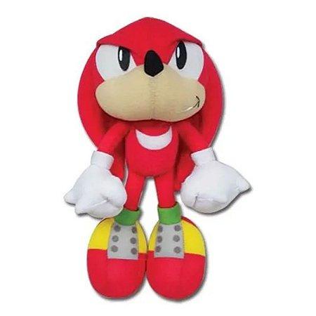 Pelúcia Knuckles - 35cm Sonic