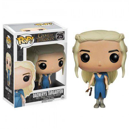 Boneco Funko Game of Thrones #25 - Daenerys Targaryen