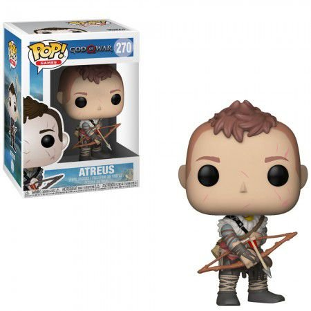 Boneco Funko God of War #270 - Atreus