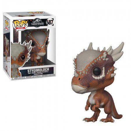 Boneco Funko Pop Jurassic Park #587 - Stygimoloch