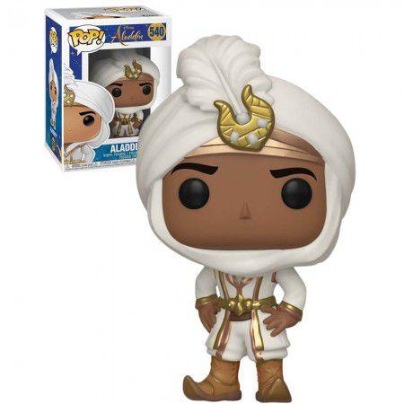 Boneco Funko Pop Aladdin #540 - Aladdin Prince Ali