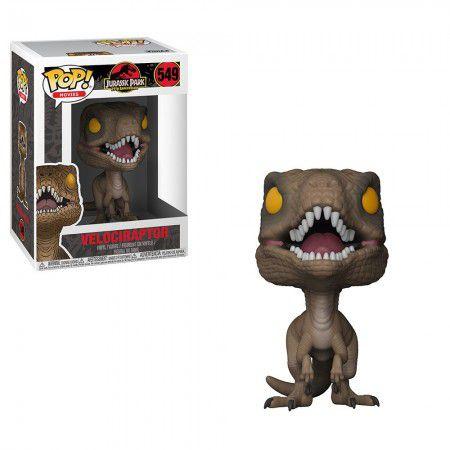 Boneco Funko Jurassic Park #549 - Velociraptor