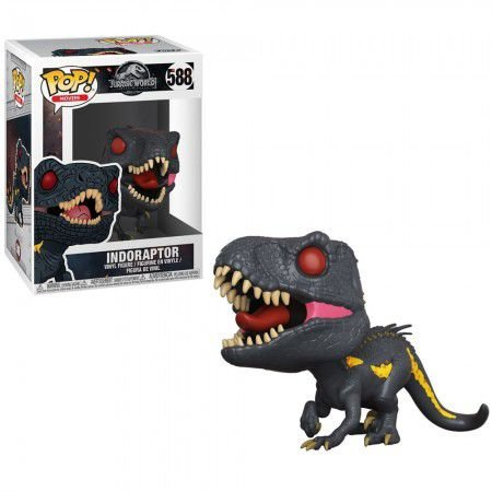 Boneco Funko Jurassic World #588 - Indoraptor
