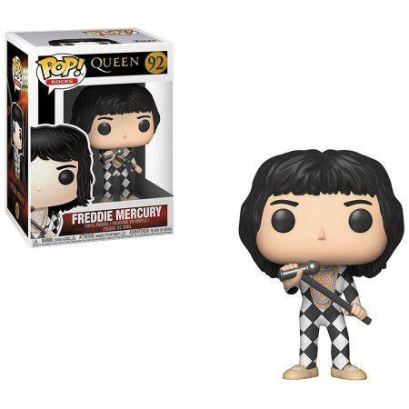 Boneco Funko Queen #92 - Freddie Mercury