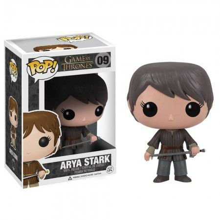 Boneco Funko Game of Thrones #09 - Arya Stark
