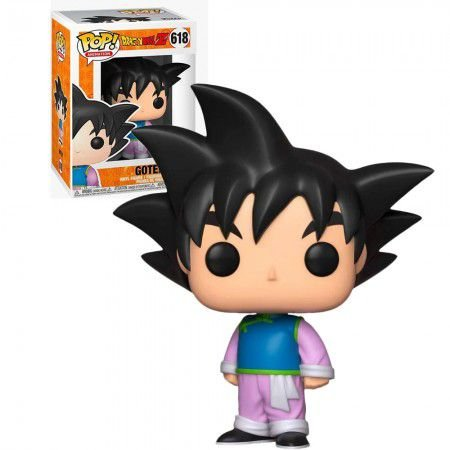 Boneco Funko Pop Dragon Ball Z #618 - Goten