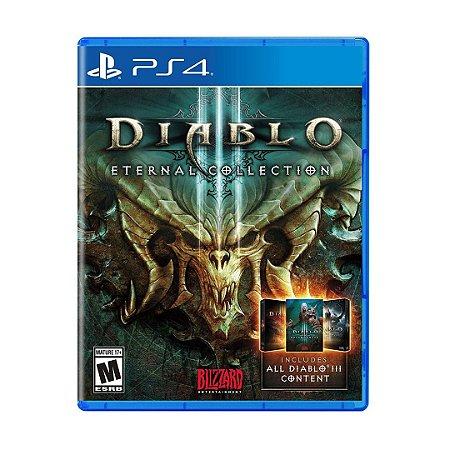 Jogo Diablo III: Eternal Collection - PS4