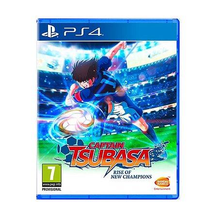 Jogo Captain Tsubasa: Rise of New Champions - PS4