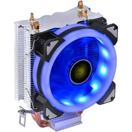 Cooler Processador Vinik Vx Gaming Blitzar 90X90X25 Led Azul Intel/Amd