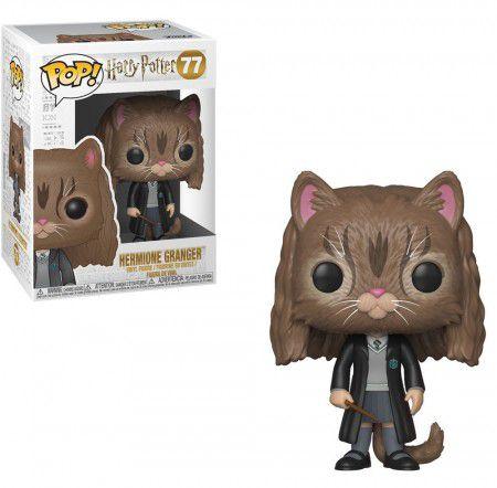 Boneco Funko Harry Potter #77 - Hermione Granger