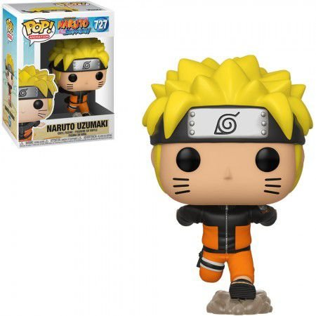 Boneco Funko Naruto Shippuden #727 - Naruto Uzumaki