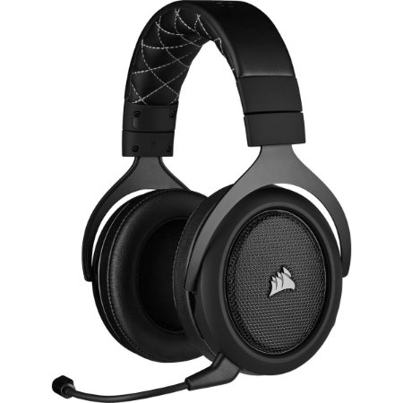 Headset Gamer Corsair HS70 (Pro Wireless - Surround 7.1)