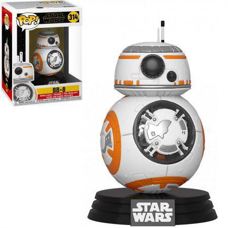 Boneco Funko Pop Star Wars #314 - BB-8