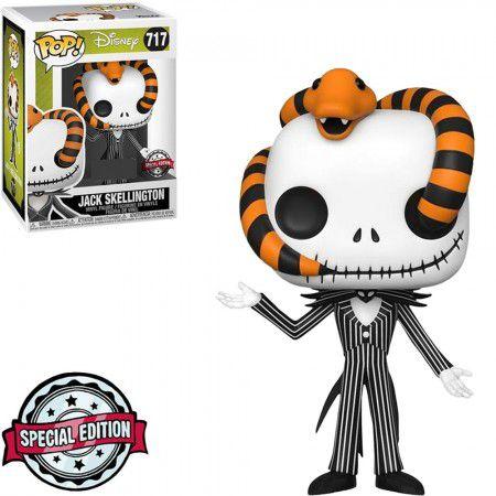 Boneco Funko Pop Disney #717 - Jack Skellington