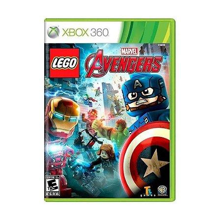 Jogo LEGO Marvel Vingadores - Xbox 360