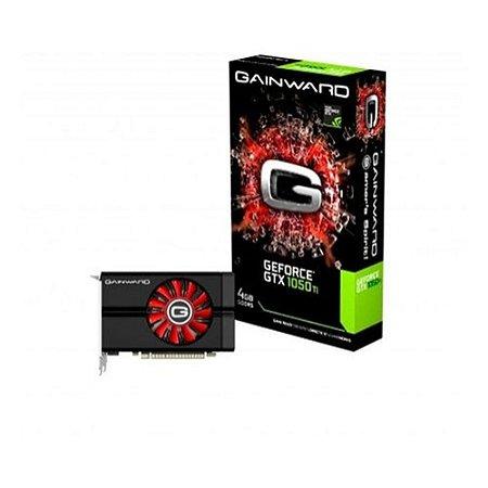 Placa de Vídeo Geforce GTX 1050 TI Gainward - 4GB DDR5 128 bits