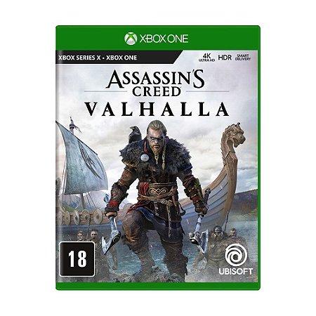 Jogo Assassin's Creed: Valhalla - Xbox One