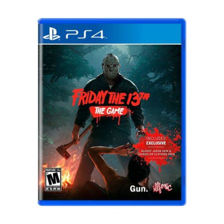 Jogo Friday The 13th - The Game - PS4