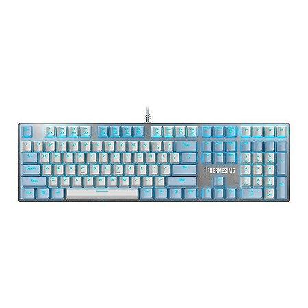 Teclado Gamer Gamdias Hermes M5 (RGB WB Us- Blue)