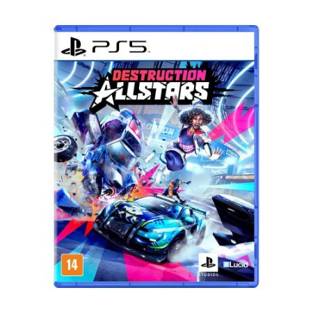 Jogo Destruction AllStars - PS5 (Pré - Venda)