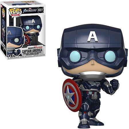 Boneco Funko Avengers #627 - Captain America