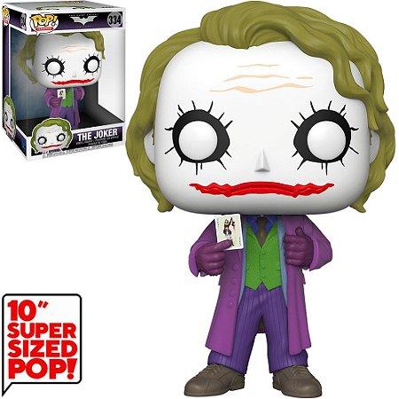 Boneco Funko Pop The Dark Knight Trilogy #334 - The Joker