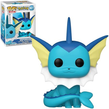 Boneco Funko Pop Pokémon #627 - Vaporeon