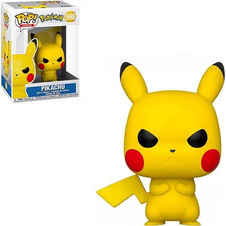 Boneco Funko Pop Pokémon #598 - Pikachu
