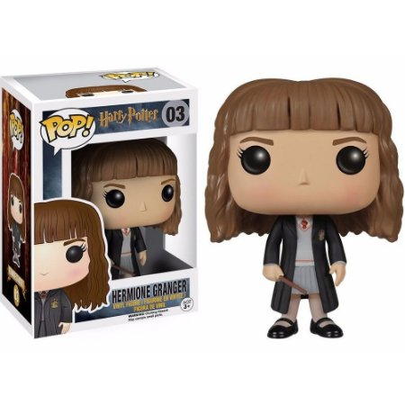Boneco Funko Pop Harry Potter #03 - Hermione Granger