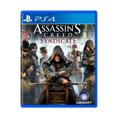 Jogo Assassin's Creed: Syndicate - PS4