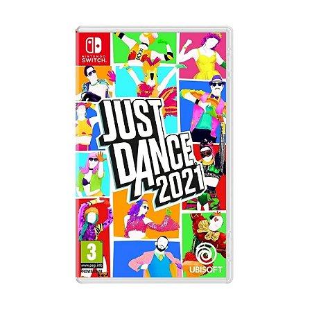 Jogo Just Dance 2021 - Switch