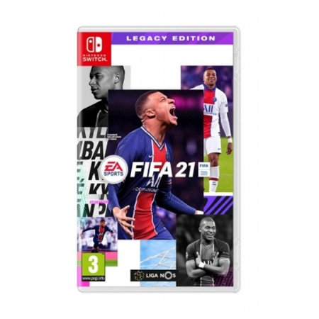 Jogo FIFA 21 (Legacy Edition) - Switch