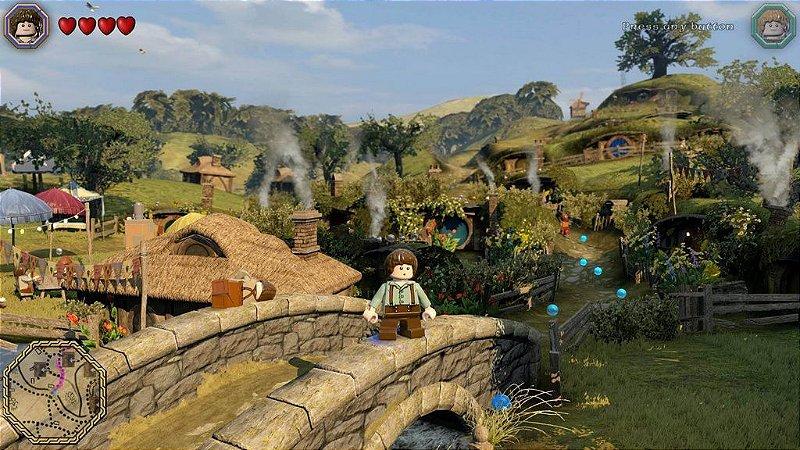 Jogo LEGO The Hobbit - Xbox 360