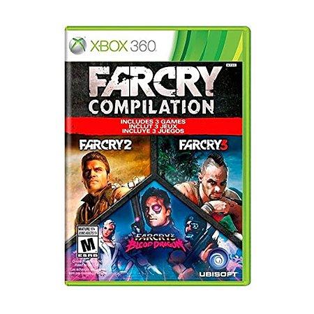 Jogo Far Cry (Compilation) - Xbox 360