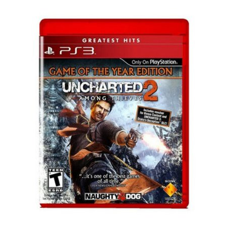 Jogo Uncharted 2: Among Thieves (Game of the Year Edition)