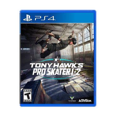 Jogo Tony Hawk's Pro Skater 1+2 - PS4