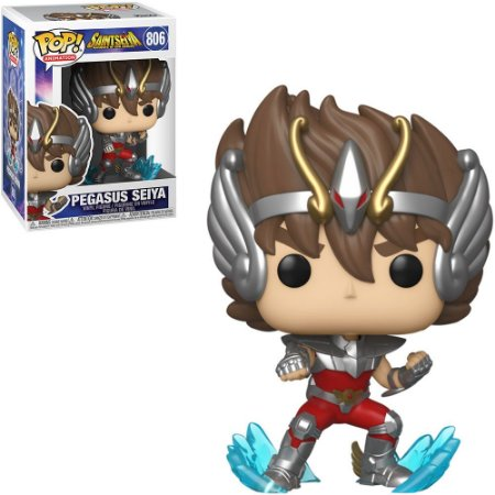 Boneco Funko Pegasus Seiya #806 - Saintseiya Knights Of The Zodiac