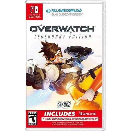 Jogo Overwatch (Legendary Edition) - Switch